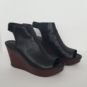 Kenneth Cole Reaction Wedge Sole Chick Leather
